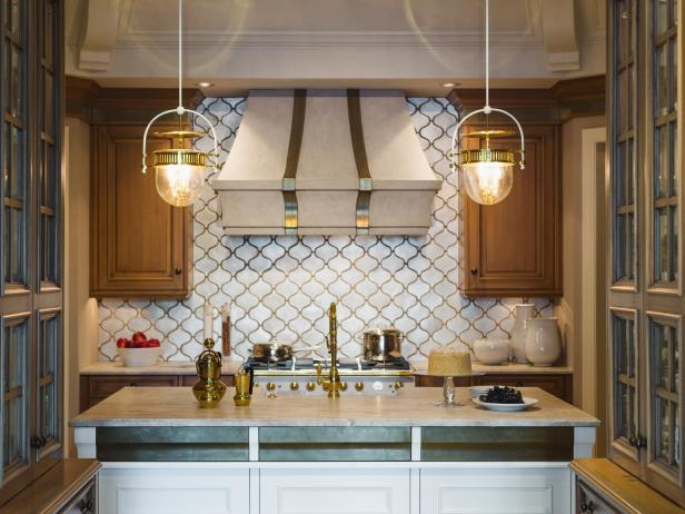 Kitchens Without Pendant Lights