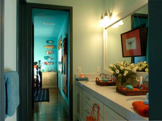 12 Stylish Bathroom Designs For Kids