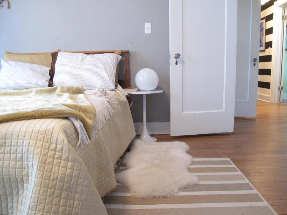28 tips for a cozier bedroom | hgtv