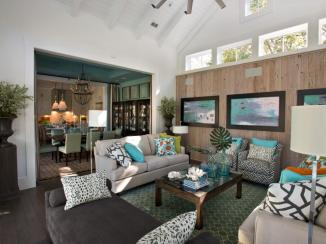 Living Room Ideas Hgtv