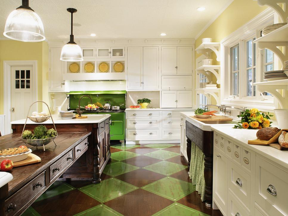 Pictures of Beautiful Kitchen Designs   Layouts From HGTV   HGTV Shop This Look