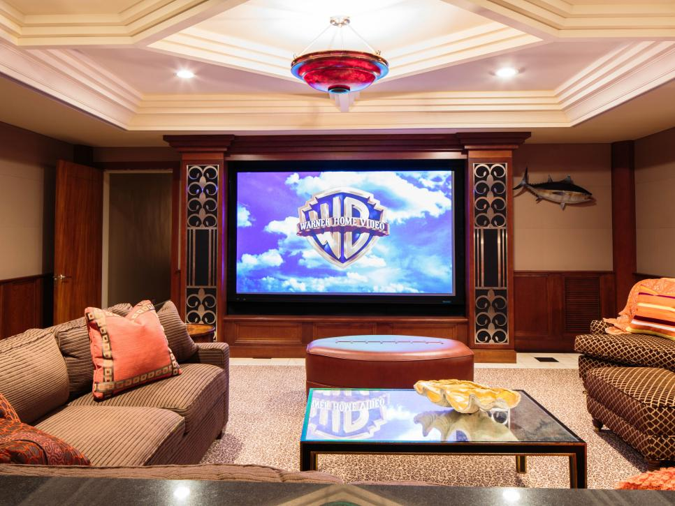 Ideas For Home Theater Design