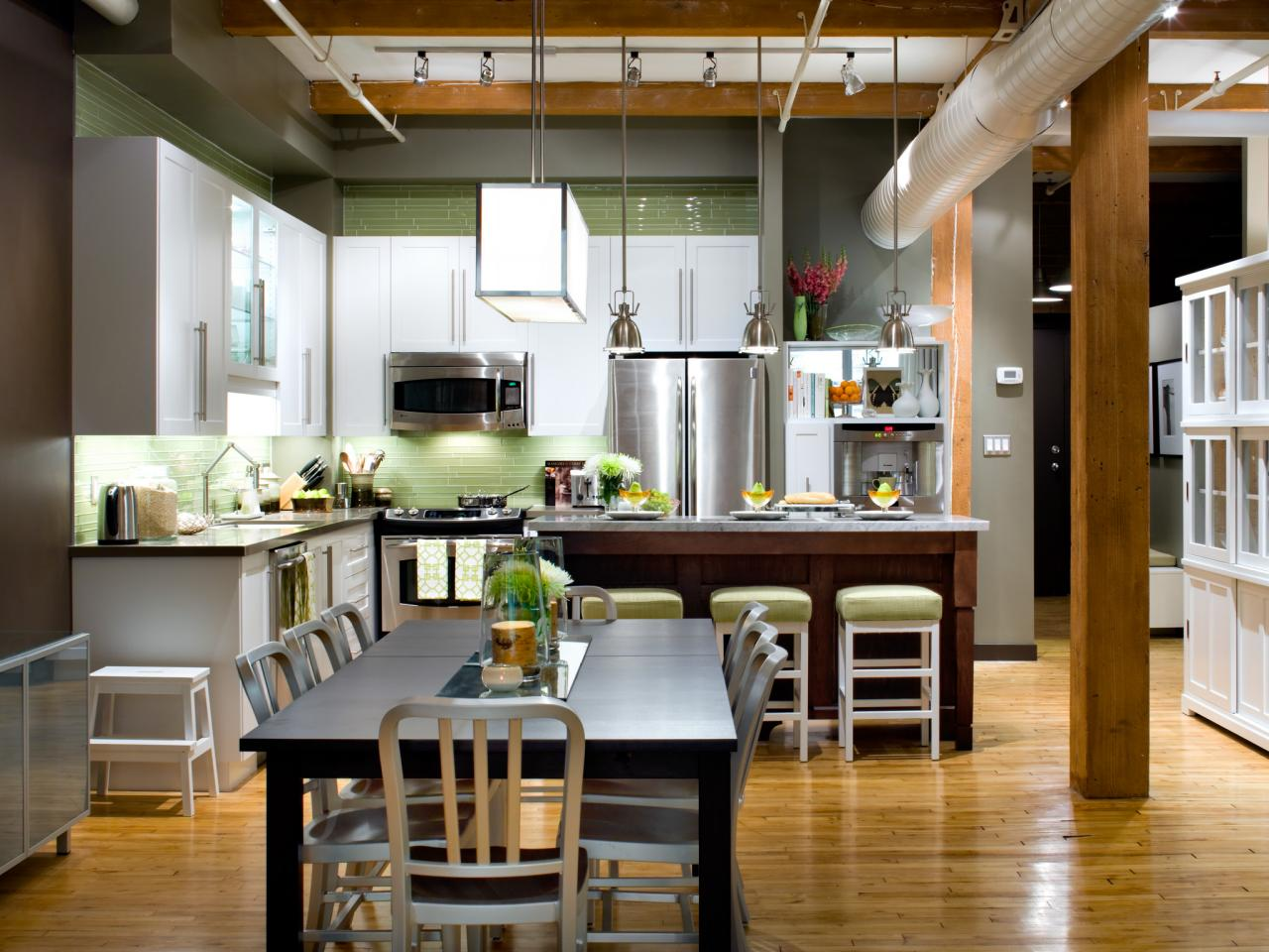 L Shaped Kitchen Design Pictures Ideas Amp Tips From Hgtv