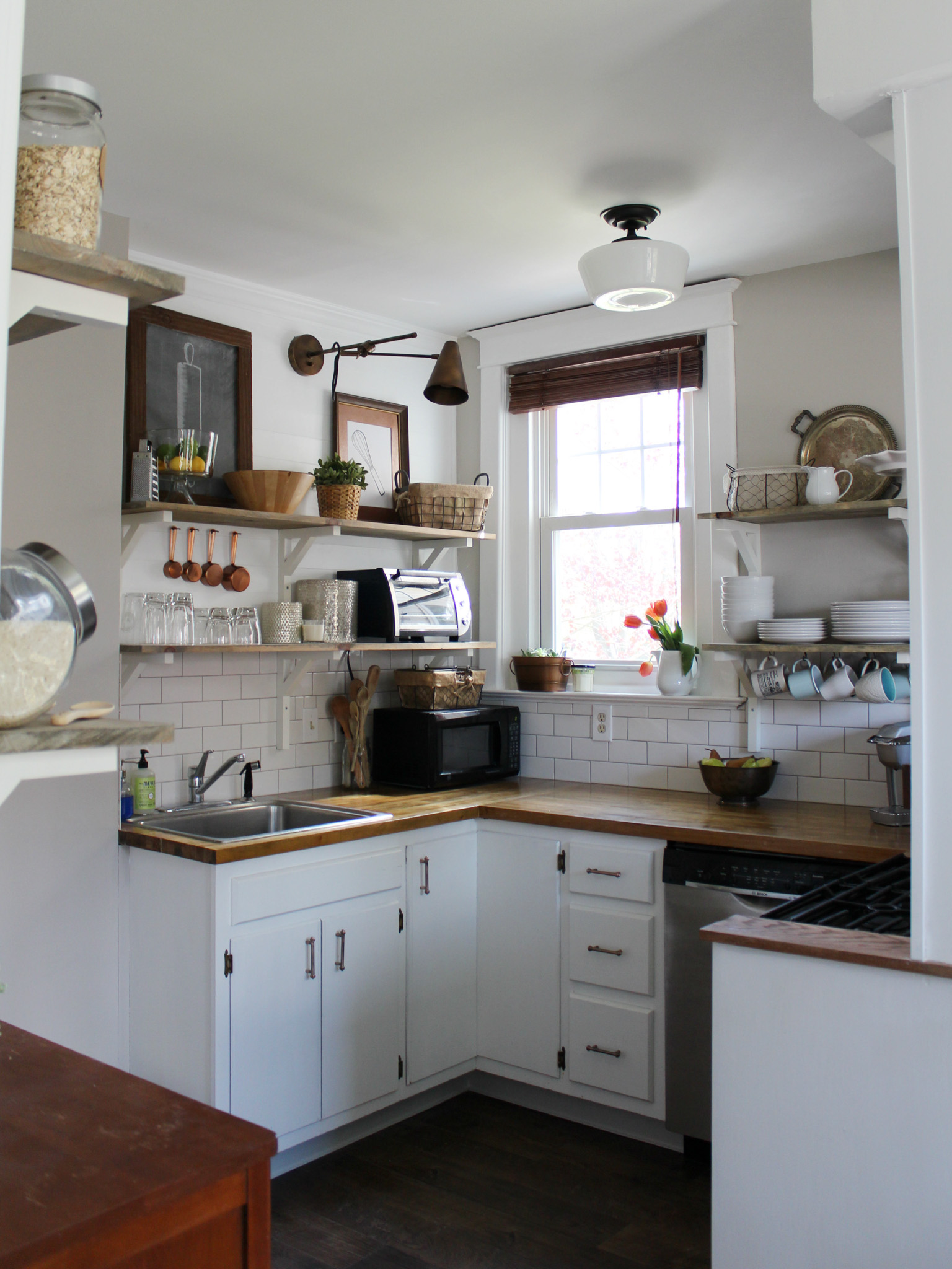 lovely Kitchen Remodeling Contest #7: Kitchen Makeover Contest Design Pictures