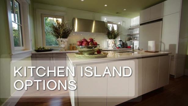 Open Kitchen House Designs