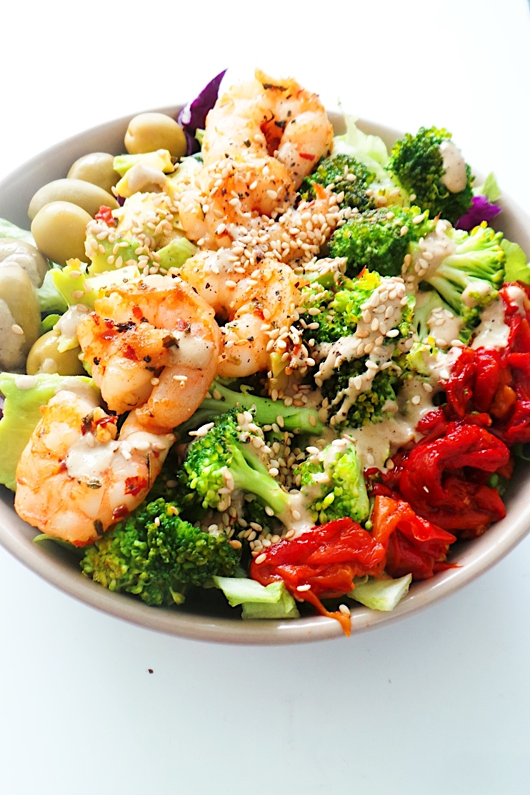 Easy Avocado Shrimp Salad Her Highness Hungry Me
