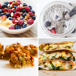 21 delicious make-ahead breakfast recipes! This is a collection of the best healthy breakfast meal prep ideas that will save your sanity...
