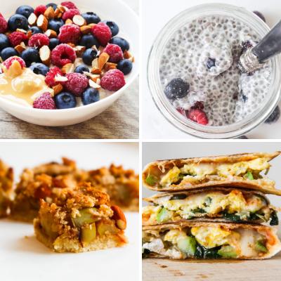 21 Healthy Breakfast Meal Prep Ideas