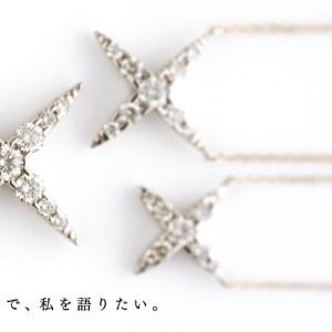 【イトイ高崎店】カシケイ ブラウンダイヤモンド『ピアスがほしい』開催いたしました