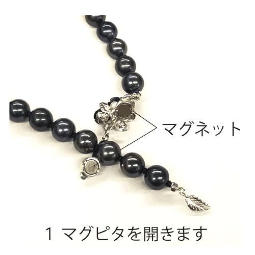マグピタの使い方(黒蝶)-1