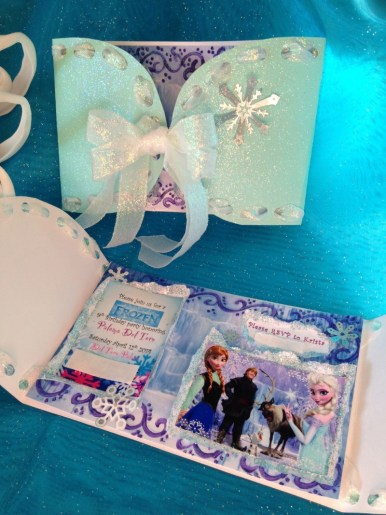 Frozen Fever DIY Disney Movie Themed Party