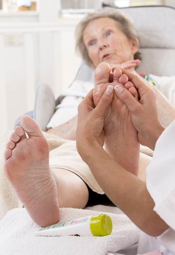 Nursing Home And Hospice Healing Hands Clinic