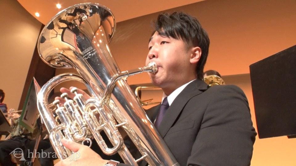 学生指揮者:武佐 晃瑛(Koei Musa)
