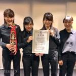 「アンコン全道」2年連続で代表権獲得!