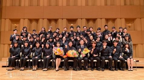 「春一番コンサート2019 ~2019年度全日本吹奏楽コンクール課題曲、楽譜一般入手では世界最速(?)、どこよりもいち早く全てお聴かせ致します!~」開催