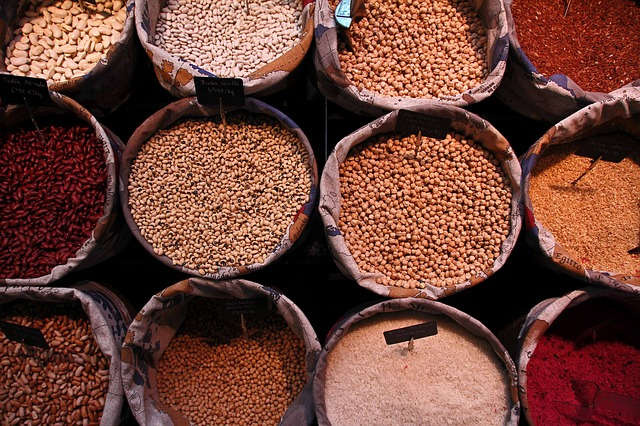 grains and legumes contain lectins
