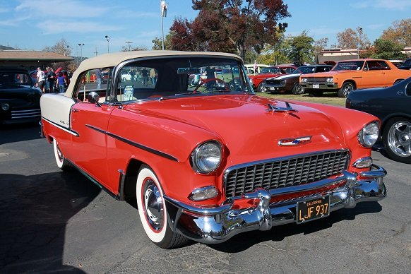 History and Pictures of the 1950 1957 Chevrolet Bel Air 1950 chevy bel air
