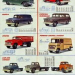 History Of The Chevy Truck Models 1955 1962