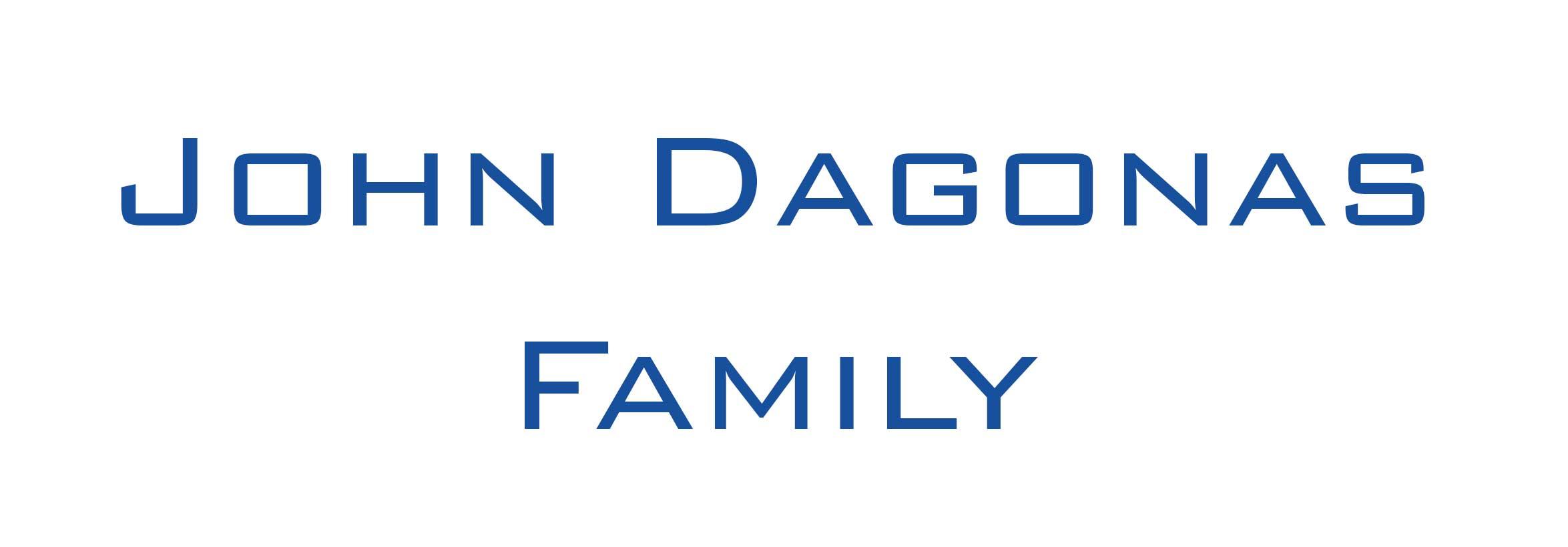 John Dagonas Family
