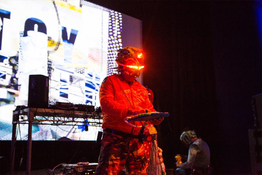 pixel sounds cambelltown arts centre
