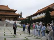 Hsi Lai temple tour