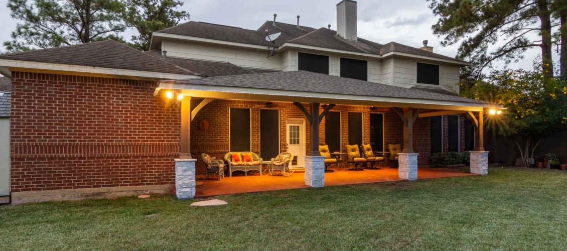 patio cover and carport spring texas