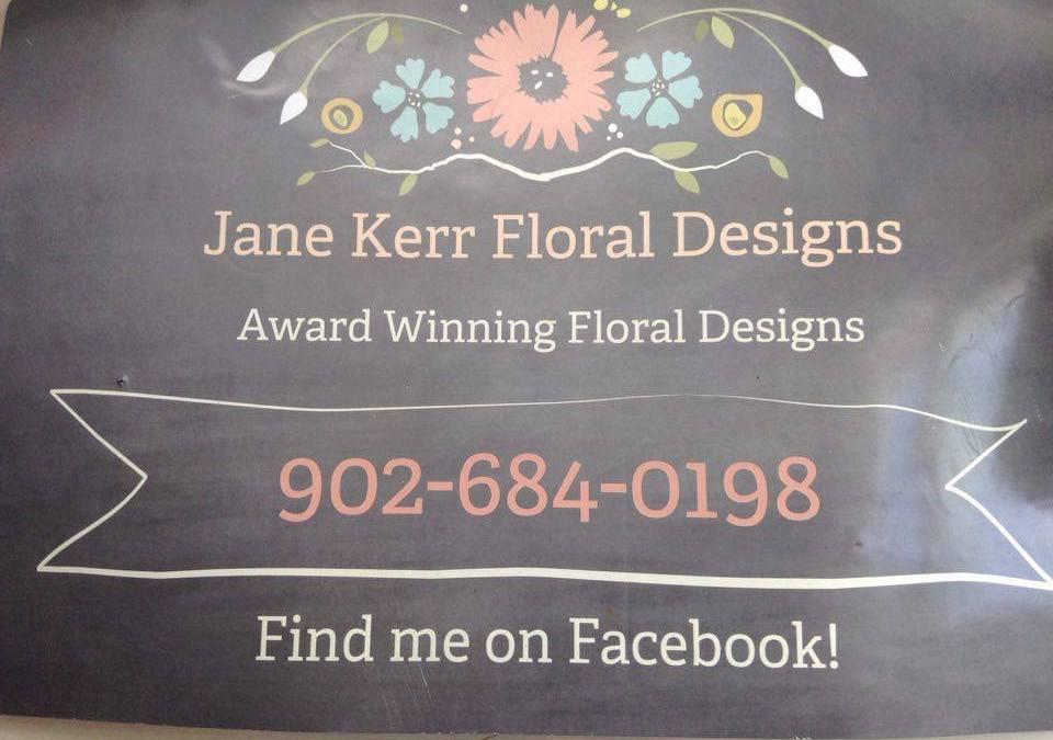 Jane Kerr's Floral Design