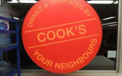 Cook's Independent Grocery