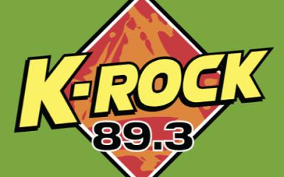 K-Rock, 89.3 – Diamond Sponsor