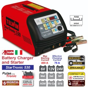 Battery Charger and Starter – StarTronic 530