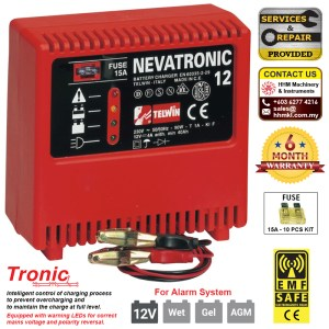 Battery Charger Nevatronic 12