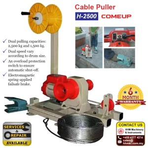 Cable Puller H-2500