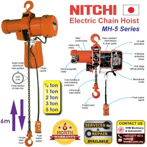 Electric Chain Hoist MH-5