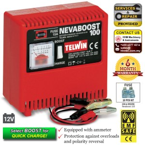 Battery Charger Nevaboost 100