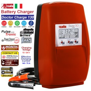 Battery Charger – Doctor Charge 130