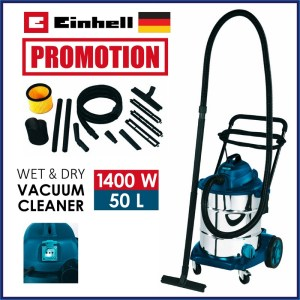 Wet-Dry Vacuum Cleaner BT-VC 1450 SA