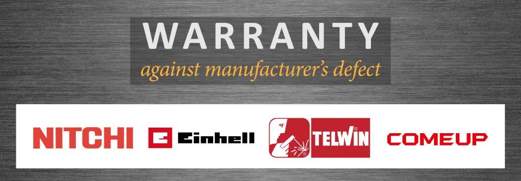 Warranty Against Manufacturers Defect 01-01