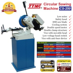 Circular Sawing Machine CS-250