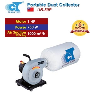 Portable Dust Collector UB-50P