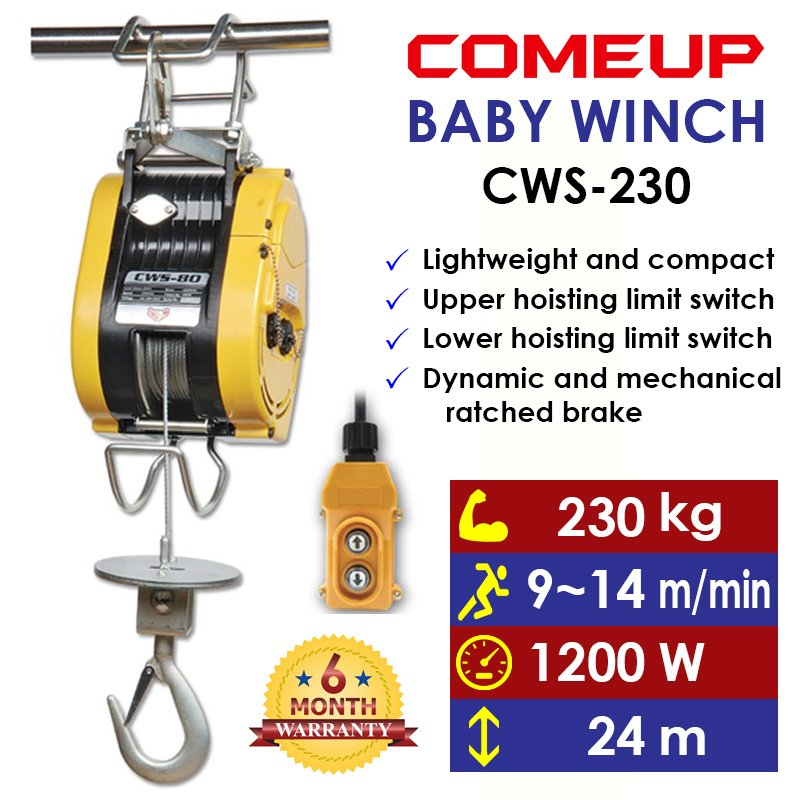 Baby Winch CWS-230