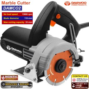 Marble Cutter DAMCO2