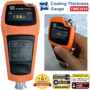 Ferrous and Non-ferrous Coating Thickness Gauge TIME2510