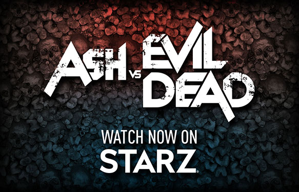 Ash vs Evil Dead Debuts at Halloween Horror Nights - Low Res