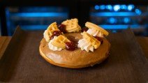 The Eggo Doughnut - Universal Studios Hollywood