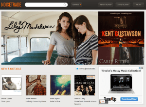 NoiseTrade   Thousands of Albums. Completely Free. Completely Legal