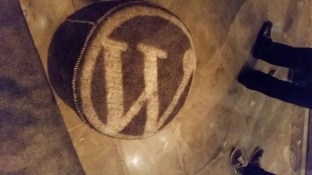 WordPress Pouf