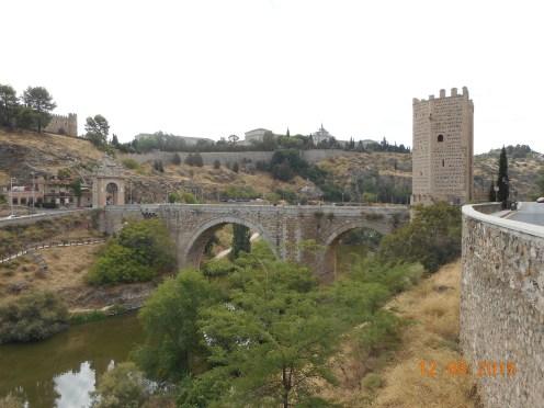 Toledo, la frontera del Tajo