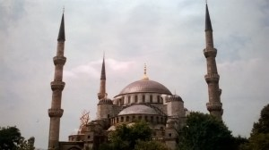 Gran Mezquita Azul