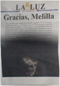 La Luz de Melilla