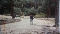 Emilio Caramazana, Sierra de Madrid